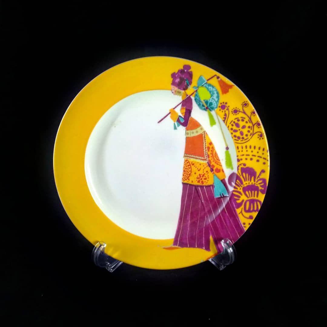 Voyage Series Piring Makan Keramik Produksi Pt Sango Indonesia Fine Ceramic Material Microwave Dishwasher Safe Salad P Plates Tableware