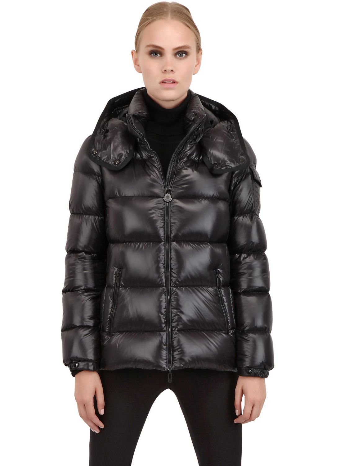 reputable site 445d5 f00cb MONCLER - BADY QUILTED NYLON DOWN JACKET - LUISAVIAROMA ...
