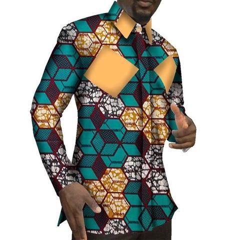 African Men Clothing – Nkeru Couture