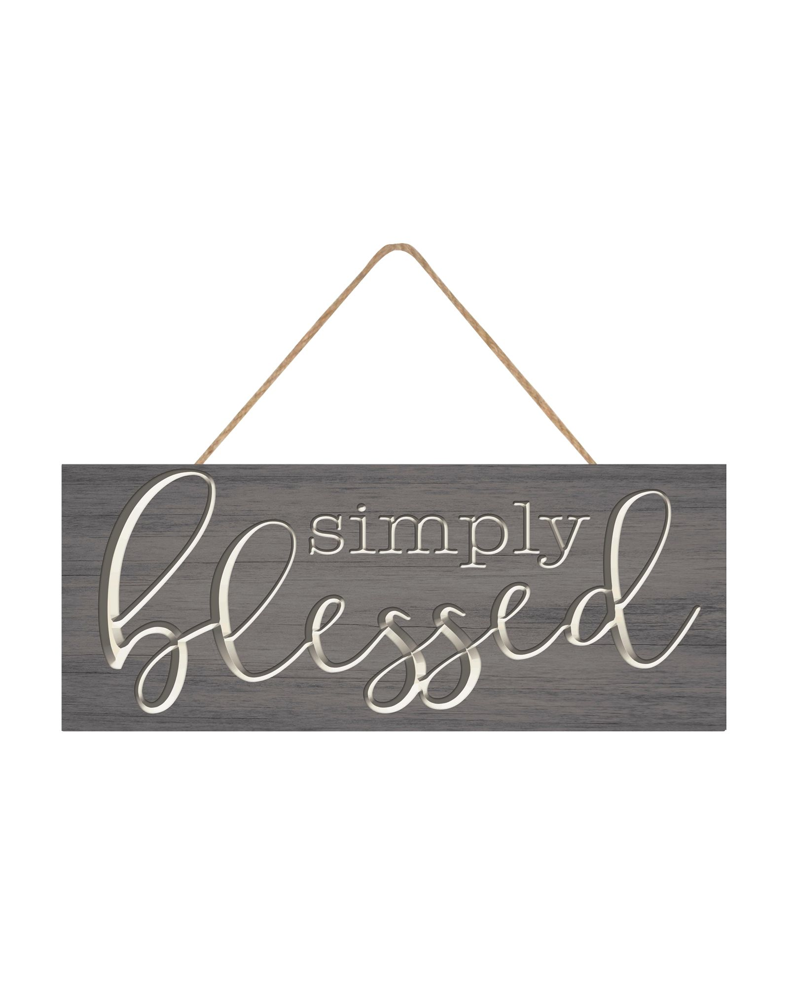 Crystal Art Gallery Simply Blessed Wall Art Wall Art Crystal Art Painting On Wood
