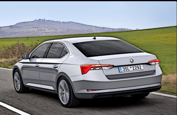 the 2019 skoda superb offers outstanding style and technology both inside and out  see interior