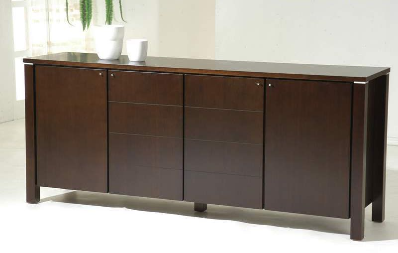 Modern Dining Room Buffet Hutch