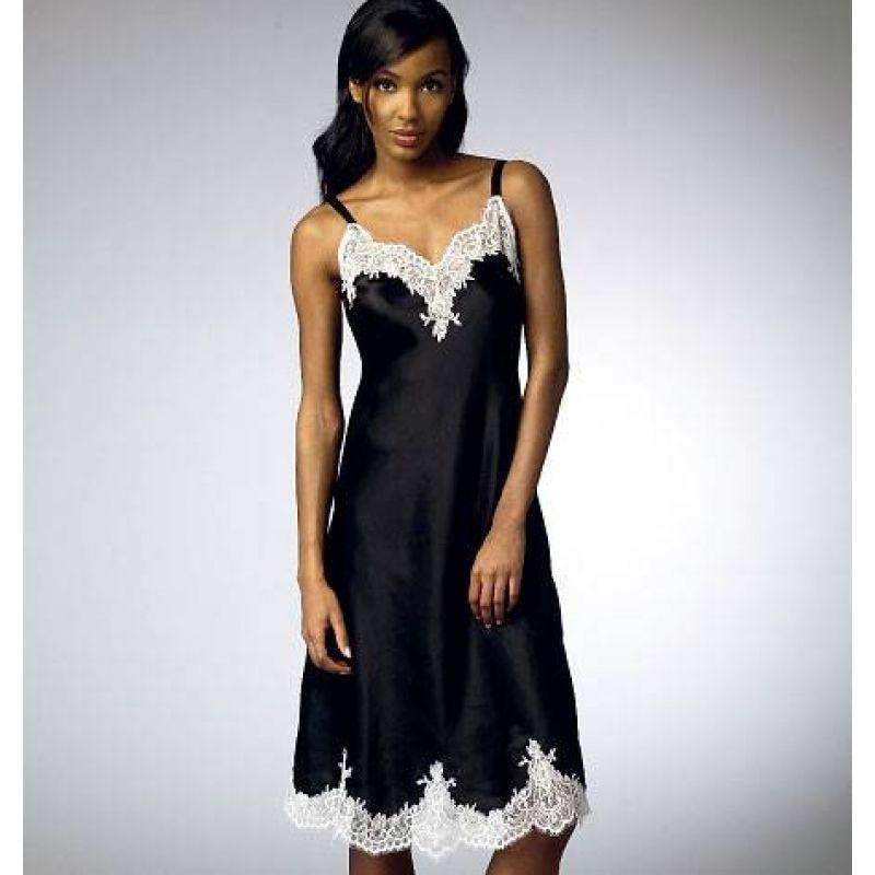 englisches Schnittmuster Vogue 9015 Nachtwäsche | Nähen | Pinterest ...