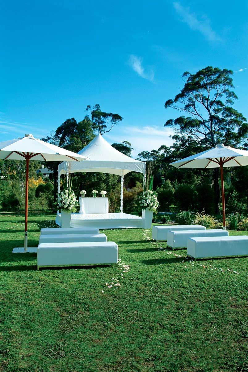 Garden Ceremonies. Your Event Solution - event hire NSW & ACT ...