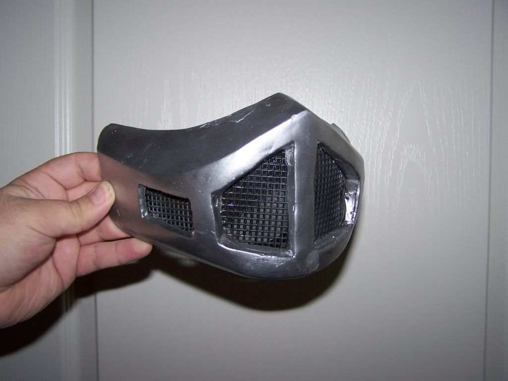 Shredder Mask Shredder Tmnt Mask Shredder