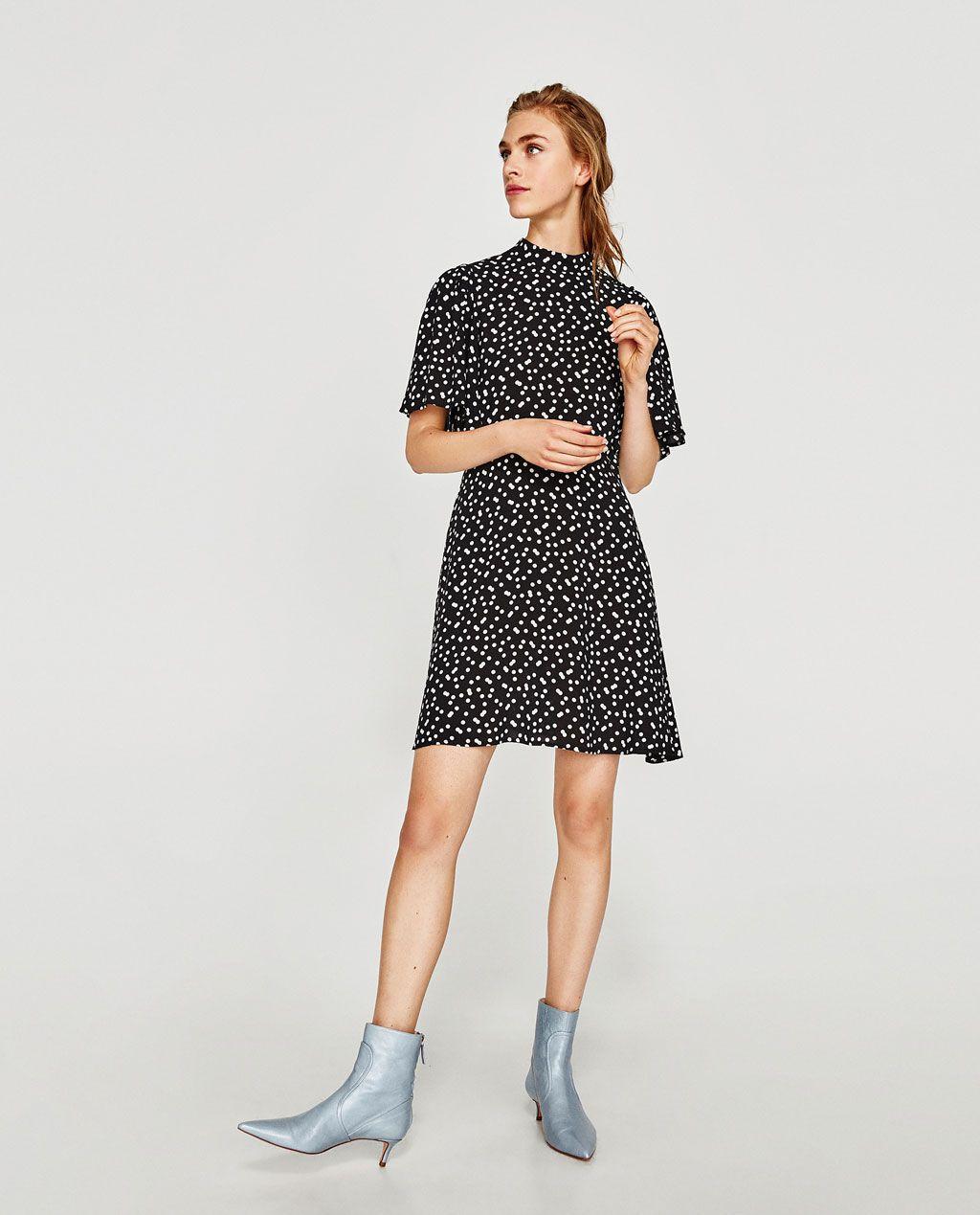 Med I Zara 1 Prikker Fra Bilde Want Kjole Things RqFtT0