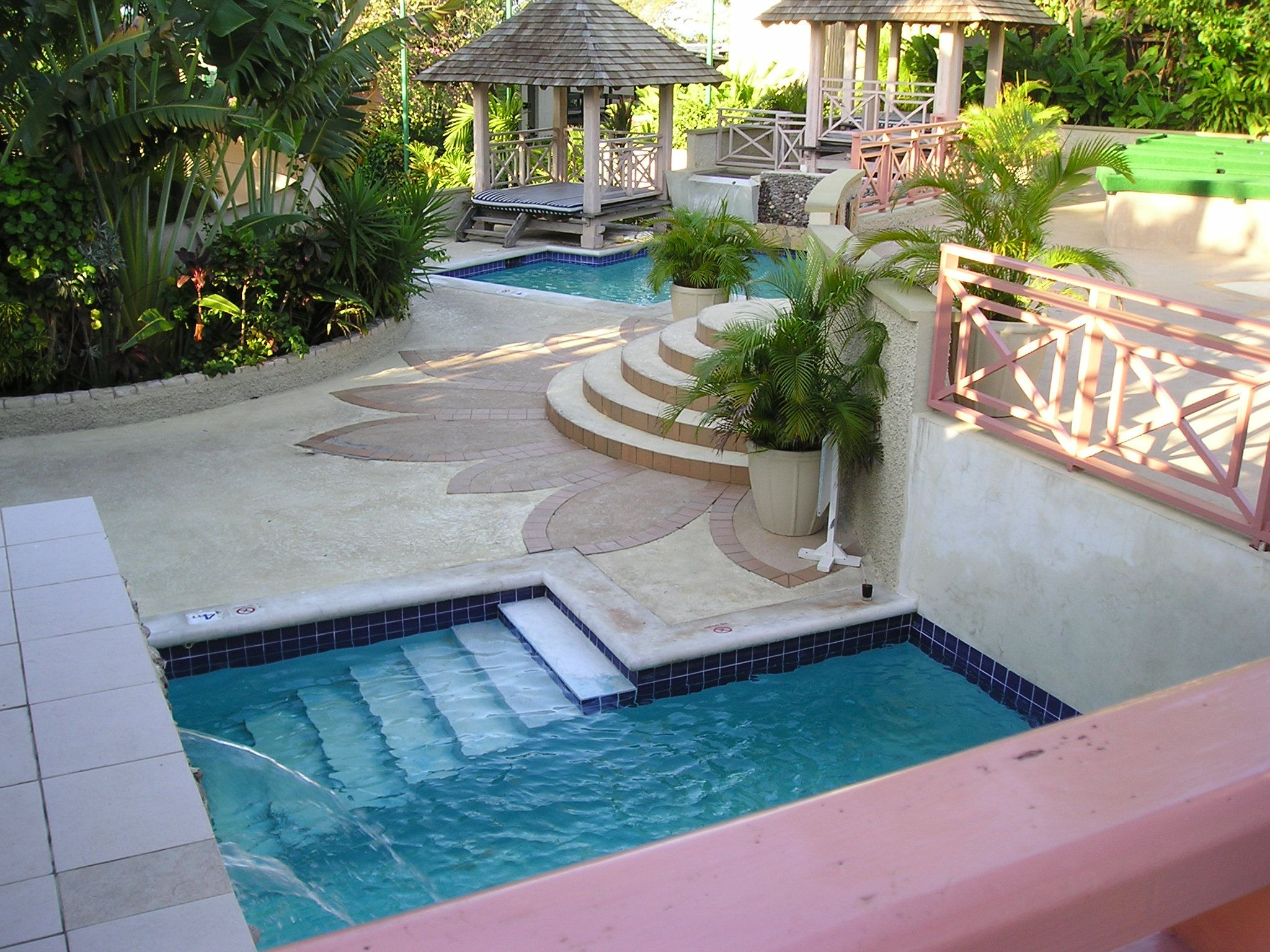Small Pools For Small Backyards - Bing Images -  protractedgardenprotractedgarden