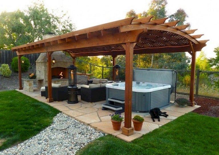 Large Outdoor Gazebo Ideas