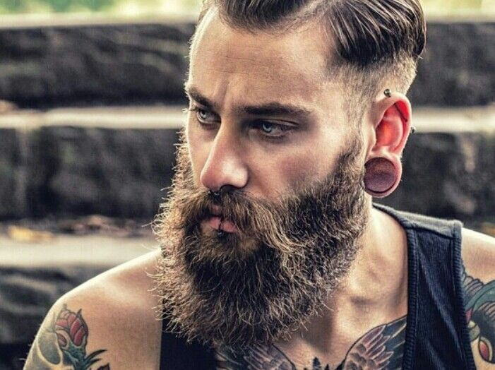 dominik b. @der_platon #beard #tattoo | beards and