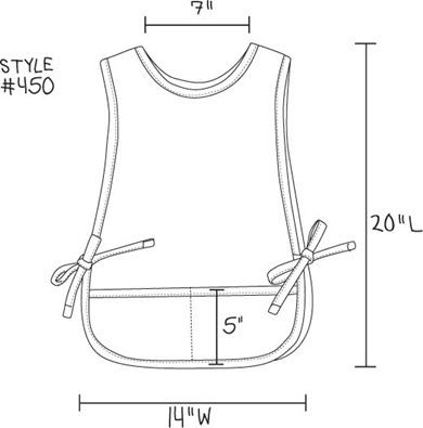 Youth !! two-pocket-child-youth-cobbler-apron-198.png (390