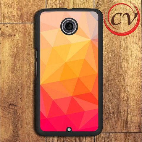 Pink Geometric Nexus 5,Nexus 6,Nexus 7 Case