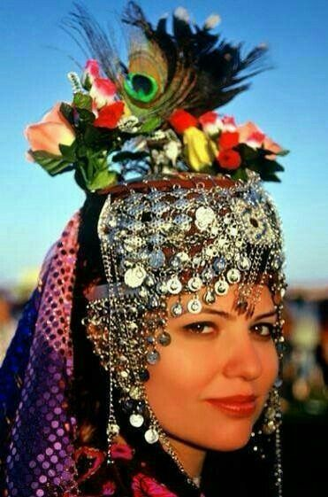 Turkish Girl/Traditional Turkish Headwear | Başlıklar, 2019