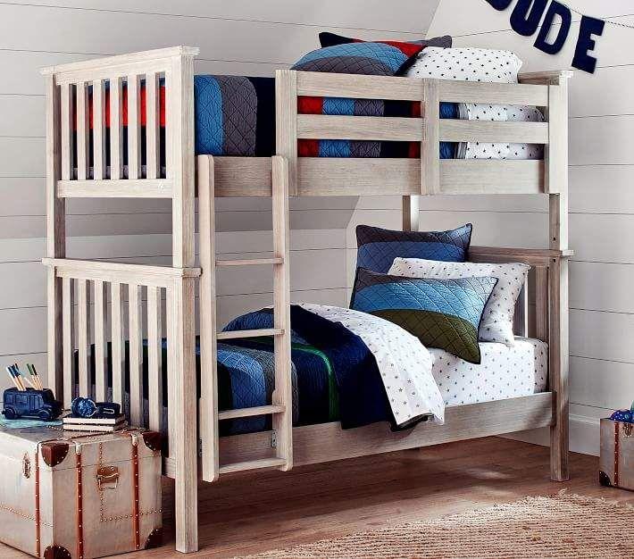 Best Pottery Barn Kids Elliott Bunk Bed Sponsored Affiliate 640 x 480