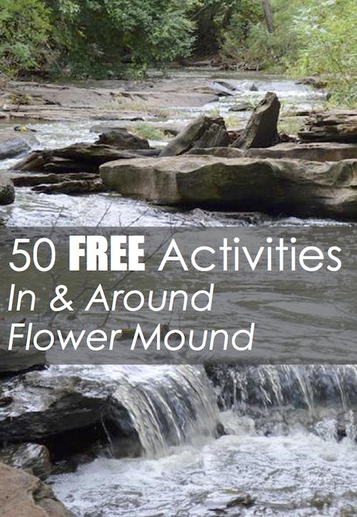 50 Free Activities In Around Flower Mound Flower Mound Free Activities Activities