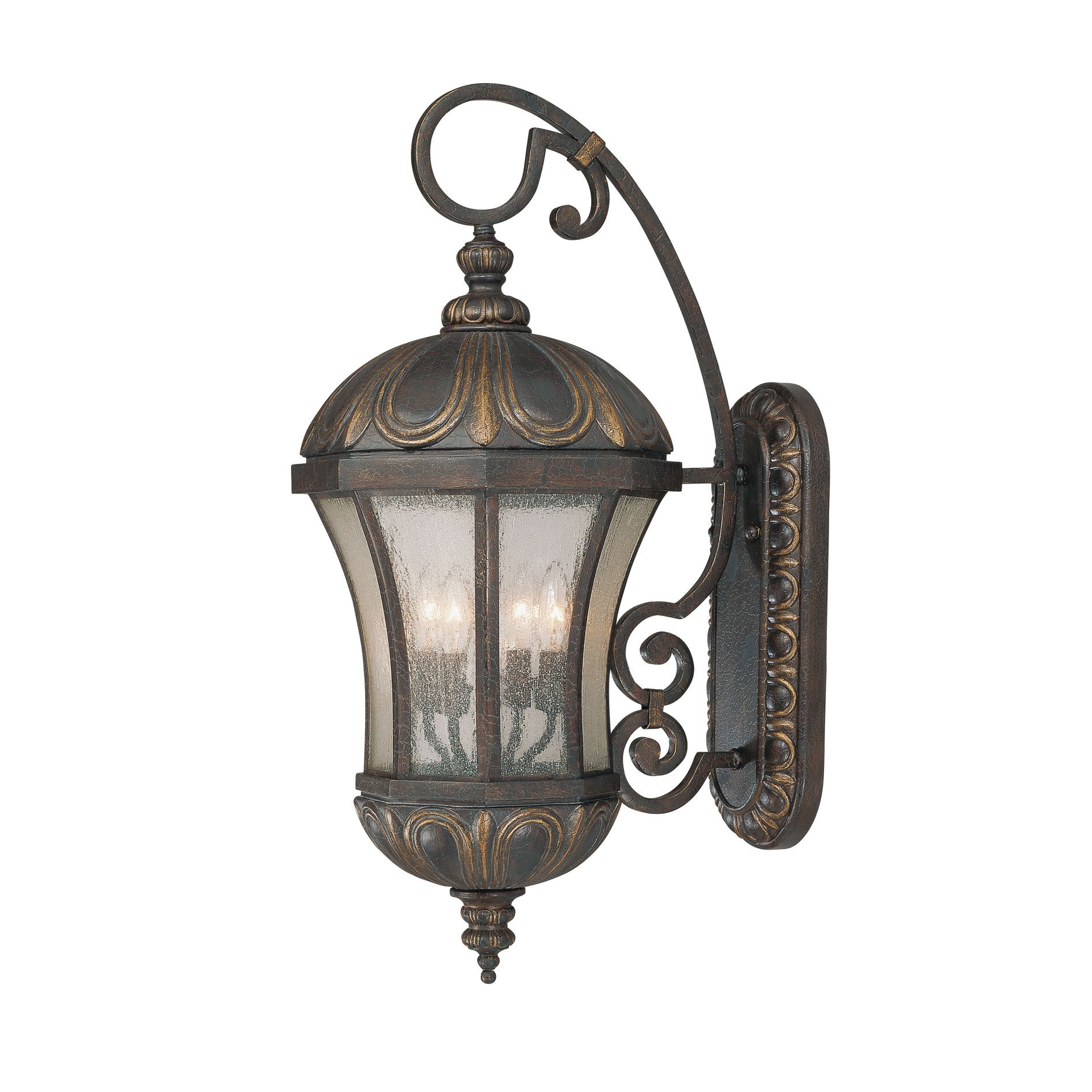 Savoy house ponce de leon light outdoor wall lantern
