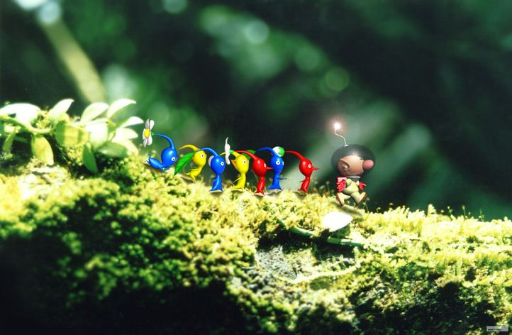 Pikmin Wallpaper Recherche Google Holiday Decor Christmas