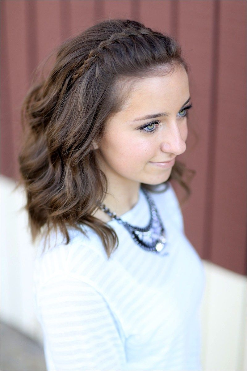 cute hairstyles for medium hair 40 | i would wear this