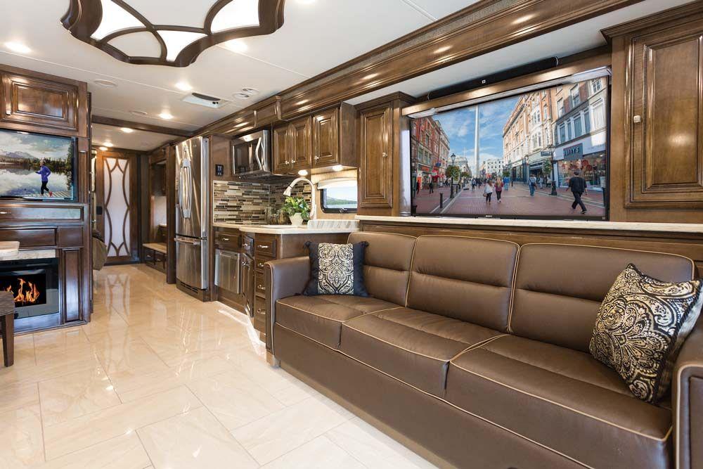 2017 tuscany luxury diesel motorhomes class a diesel