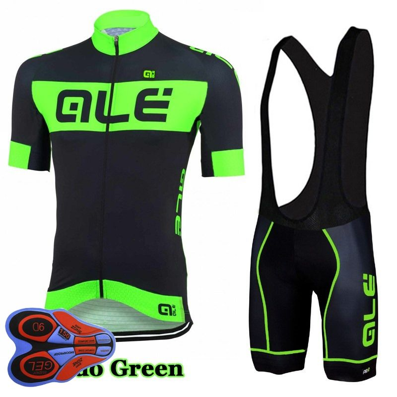 2016 ALE Men and Women Cycling Jersey Clothing Set Spring and Summer Men  and Women Short 28406eb66