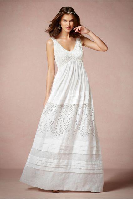 vestidos de novia hippie chic - Buscar con Google   novias ...