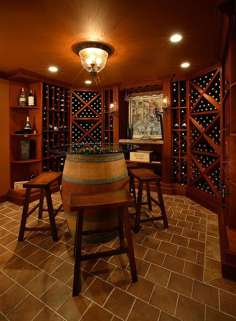 Connoisseur S Delight 20 Tasting Room Ideas To Complete