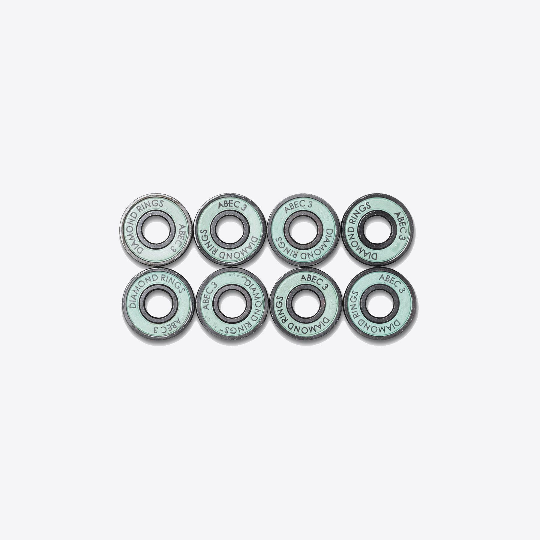 Diamond Rings Hella Fast ABEC 3