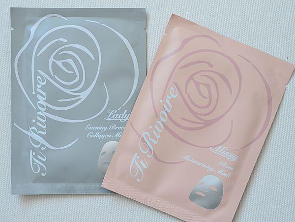Ansiktsmasker från TiRivoire