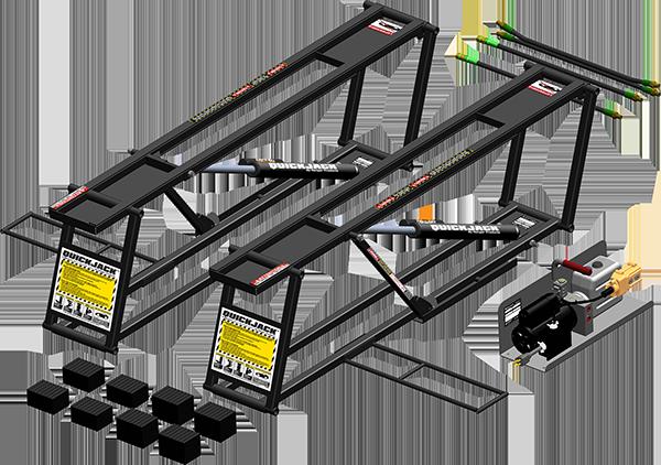 Bl 5000slx Car Lift Garage Stuff Garage Lift Mobile Car Lift