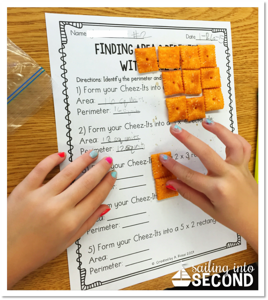 Area and Perimeter | Activities, Math and Free