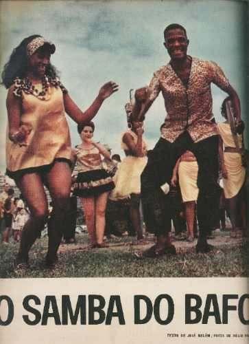 Rev. O Cruzeiro 16 Bafo Da Onça Inaugura O Carnaval 1964  20de404719c