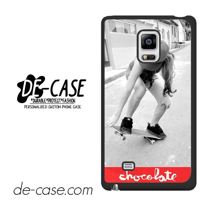 Chocolate Skatboard DEAL-2573 Samsung Phonecase Cover For Samsung Galaxy Note Edge