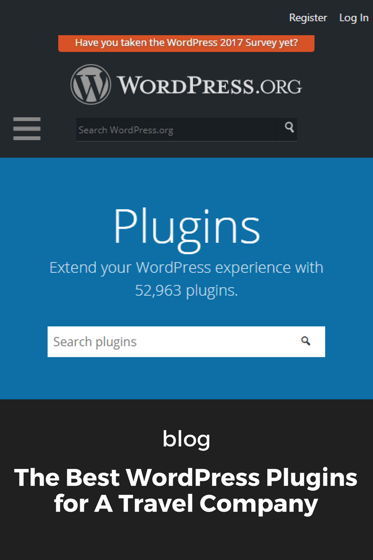The Best Wordpress Plugins For A Travel Agency Travel Agency