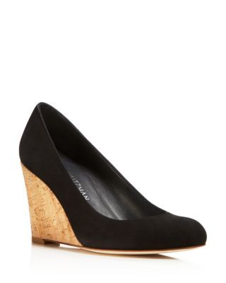 a00f5f0f4a1e3 Stuart Weitzman Swoonwedge Suede Wedge Pumps | Nikki knows fashion ...