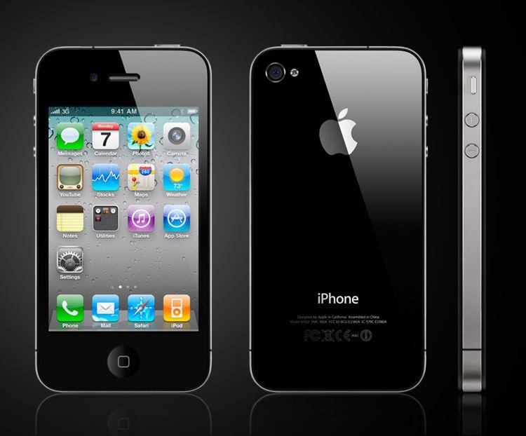 NEW APPLE IPHONE 4S 16GB UNLOCKED (BLACK) SMARTPHONE