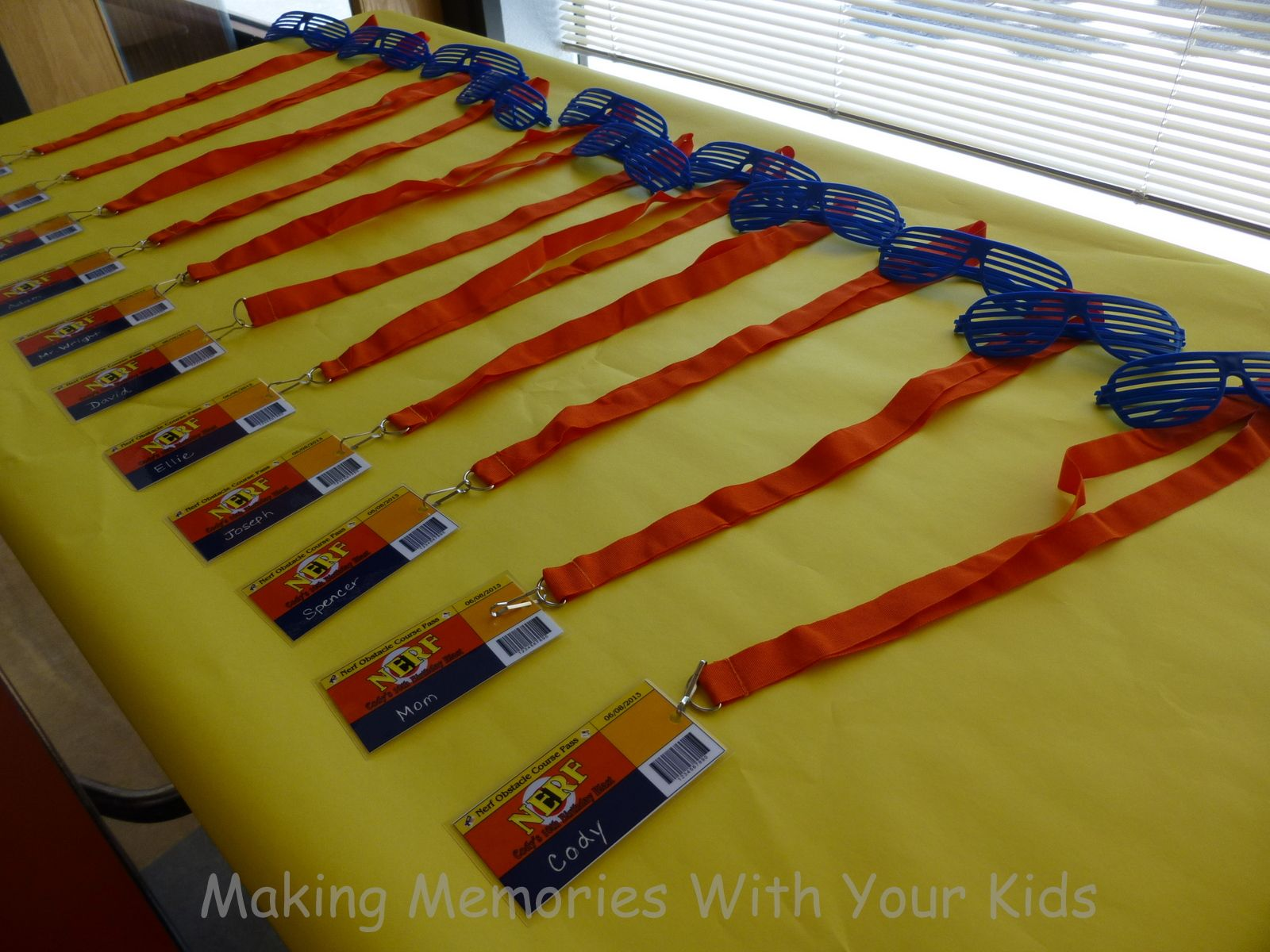 10th birthday · One Crazy Cookie: Using My Creative Side....On a Nerf Party