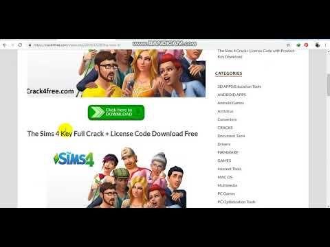 sims 4 license key free