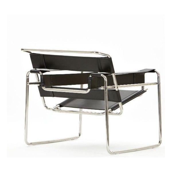Wassily (1925)_MARCEL BREUER Furniture design, Century