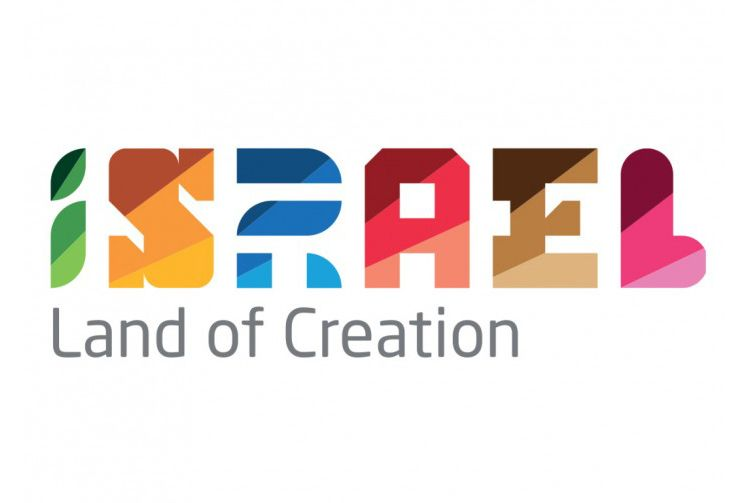 israel-turismo-logo con slogan land of creation