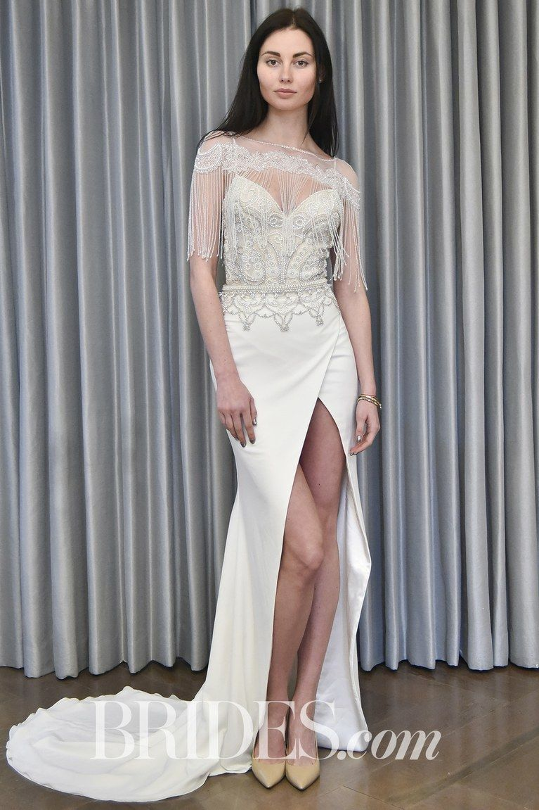 Great gatsby inspired wedding dresses   Roaring s Great Gatsby Inspired Wedding Dresses  Gatsby