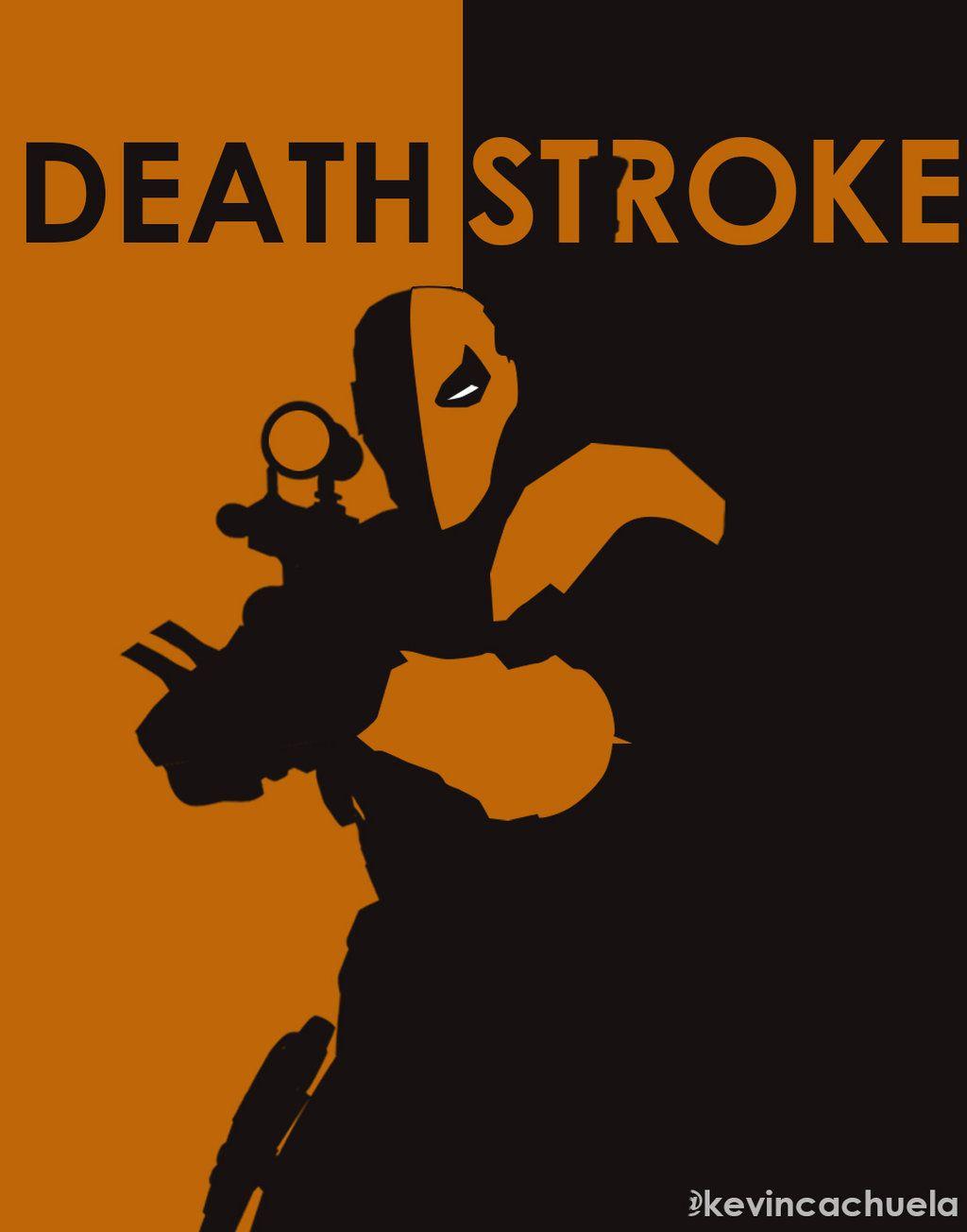 DeathStroke by kevincachuela