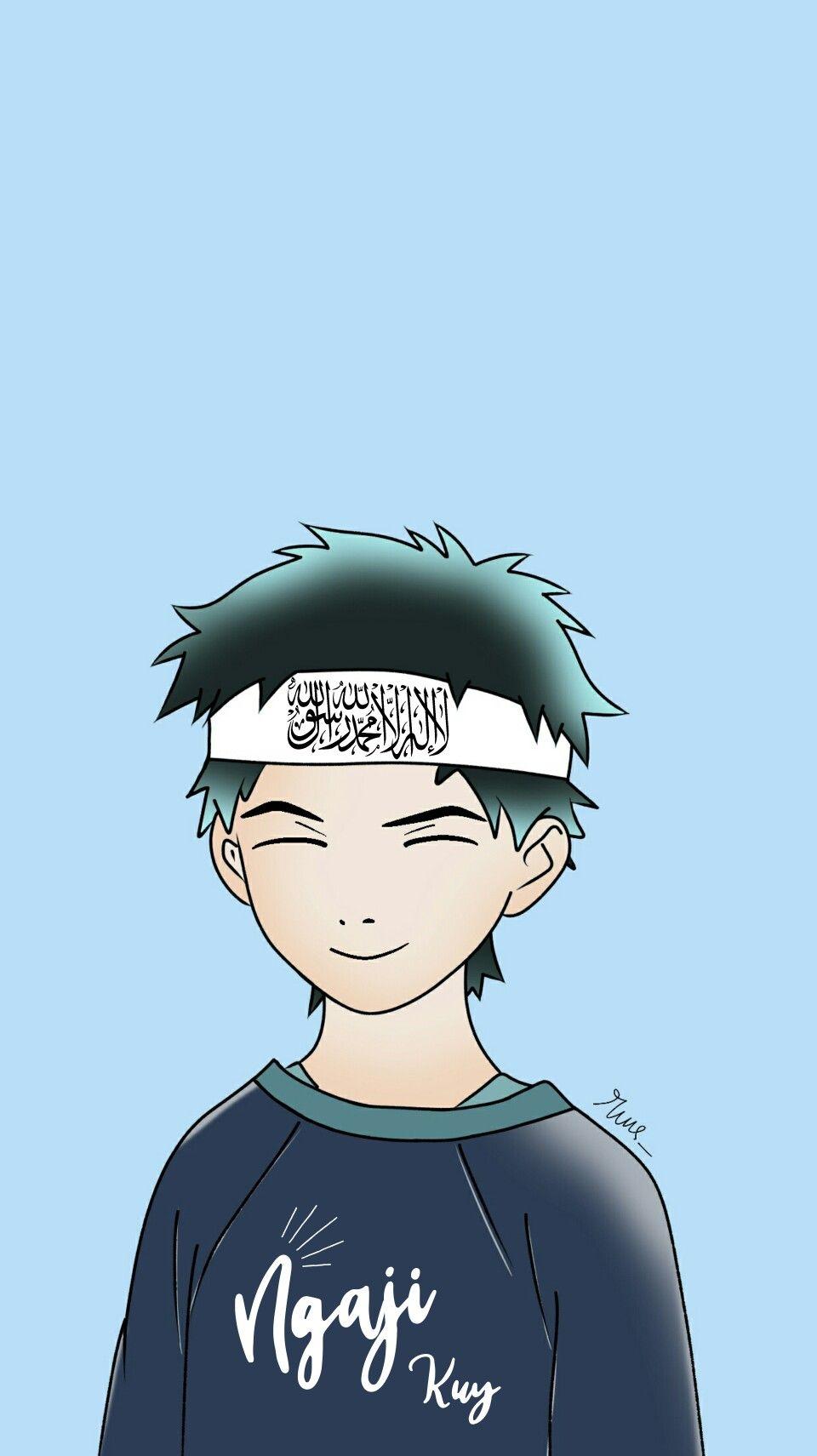 Art Boy Anime Gambar Karakter Ilustrasi Komik Animasi