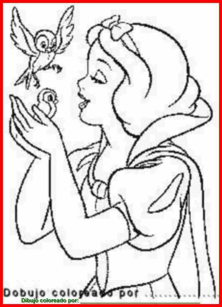 Dibujos Para Pintar De Princesas - TsumTsumPlush.com for ...