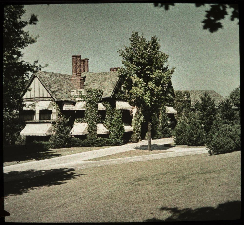 House of Albert R. Jones Johnson county, History, Kansas