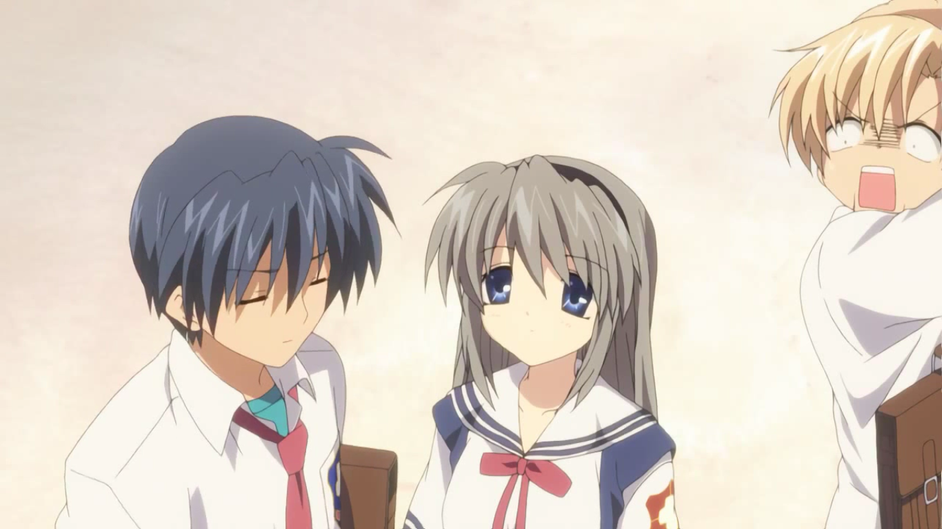 Anime Screenshots Image By Yui On Clannad Clannad Anime