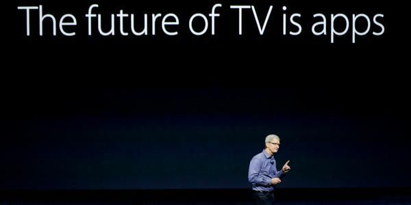 From TVs to the work desk, Apple wants iOS everywhere to