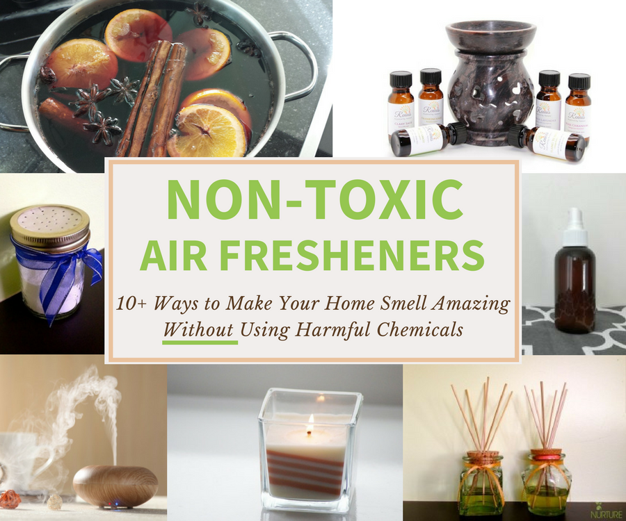 NonToxic Air Fresheners What Are Your Options