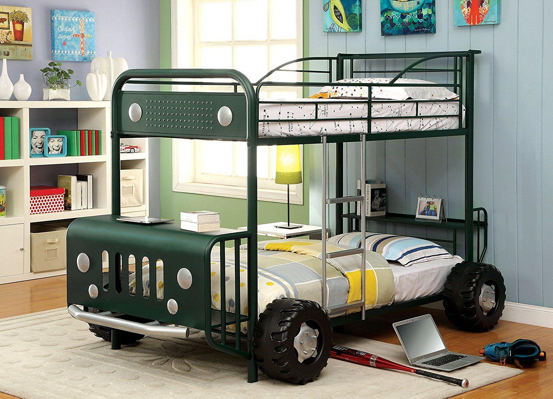 30 Jeep Bunk Bed Interior Design Small Bedroom Check