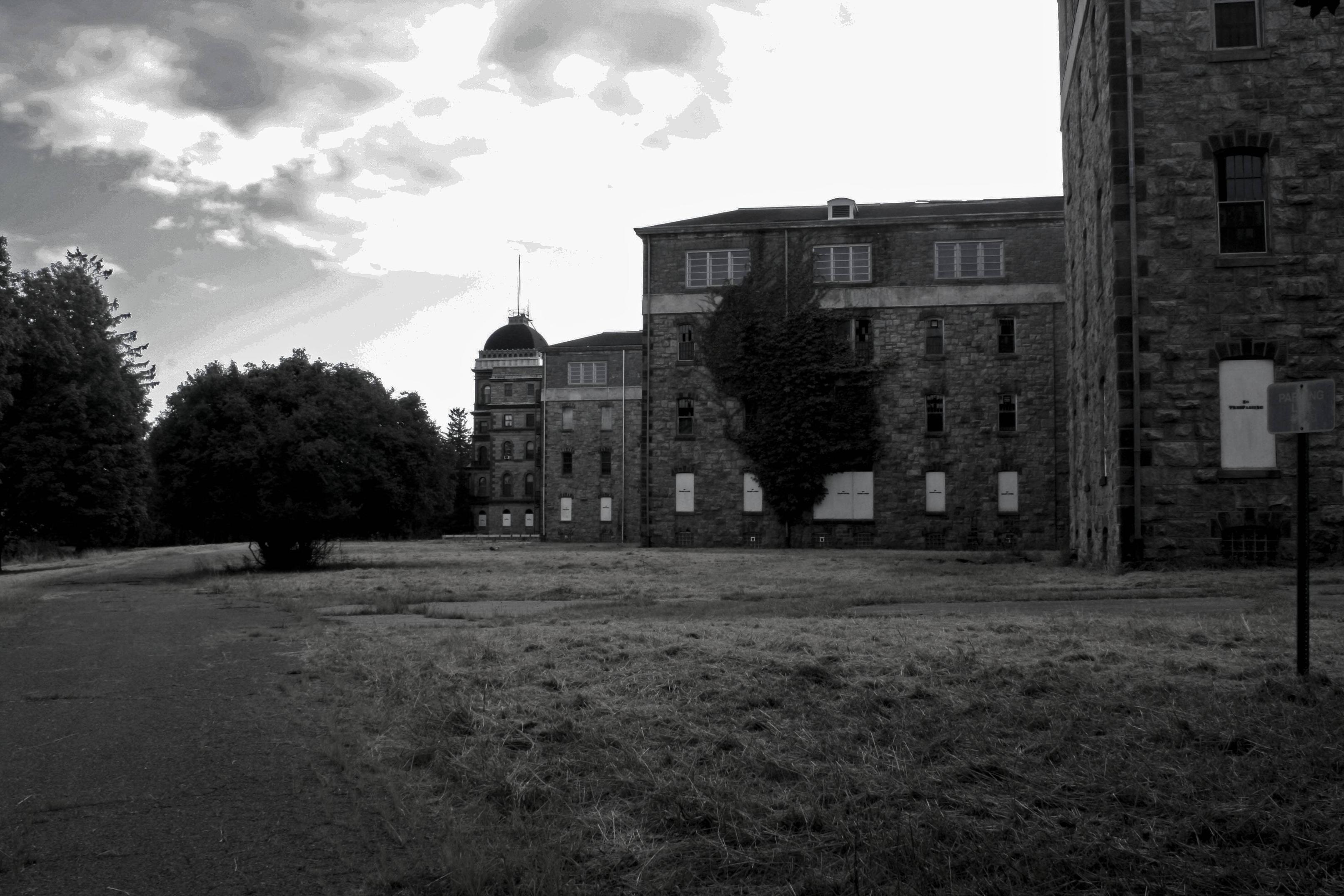 Graystone park psychiatric hospital