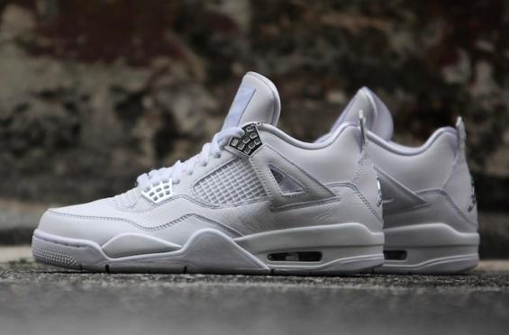368c532a8583c2 The Air Jordan 4 Pure Money Drops Next Month