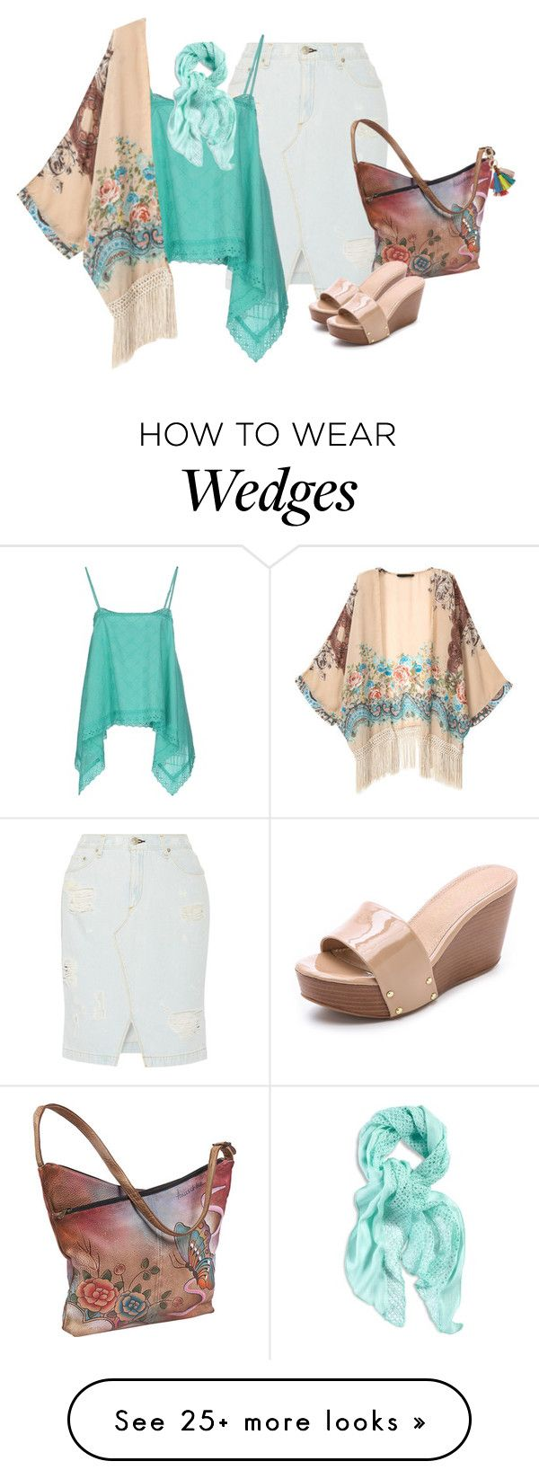 """give them spring, and they'll want summer!"" by rvazquez on Polyvore featuring rag & bone, Twin-Set, Anuschka, Splendid, Chico's, Rebecca Minkoff, Summer and boho"